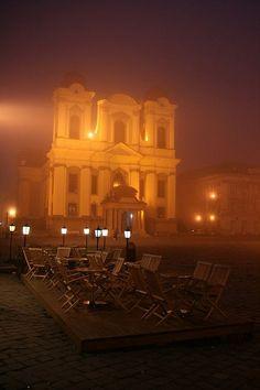 Timisoara, Timis, Romania Outdoors, Street, Places, Travel, Romania, Viajes, Roads, Trips, Exterior