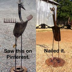 Have you ever completed a project inspired by a Pinterest post? If so, share it with us!