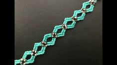478523fc3dceb 1776 Best Beading Video Tutorials images in 2019 | Beaded jewelry ...
