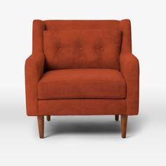 Crosby Mid-Century Armchair | west elm