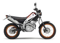 右側面 Yamaha Tricker XG250
