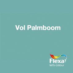 Collectie: Flexa Mengkleuren Kleur: Vol Palmboom URL: http://www.flexa.nl/nl/kleur/vol-palmboom/