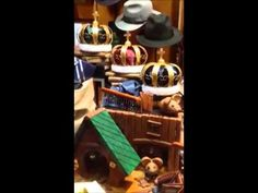 Sombrerería Albiñana - Escaparate Navidad  - 2014