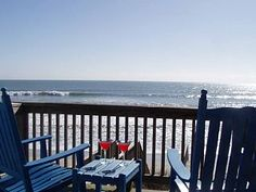 5 Bedroom Oceanfront Vacation Home with Elevator - Surf City, Topsail IslandVacation Rental in Surf City from @homeaway! #vacation #rental #travel #homeaway