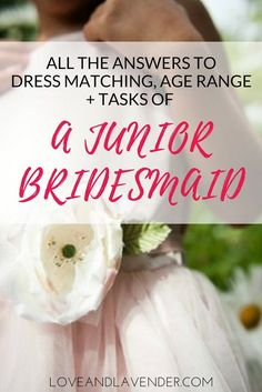 In this article we're going to take a look at a wedding role for the tweens in your family, as junior bridesmaids! We dig into all the pressing questions that often come up such as dress… Indian Bridesmaids, Bridesmaid Hair Updo, Bridesmaid Makeup, Junior Bridesmaid Dresses, Pageant Dresses, Bridesmaid Bouquet, Bridesmaid Jewelry, Wedding Bridesmaids, Honeymoon Planning