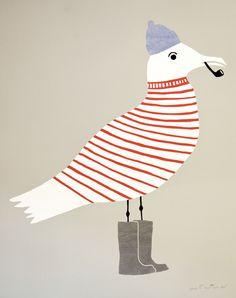 Sammy Seagull -- Wayne Pate