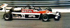 AGS JH17 - BMW (Richard Dallest)