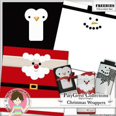 printables - free chocolate bar wrappers
