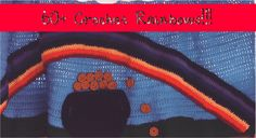 #Crochet the rainbow - patterns and inspiration for your eyes