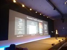 Huawei cuenta con su propia plataforma y aplicación para todos sus wearables y sus mediciones
