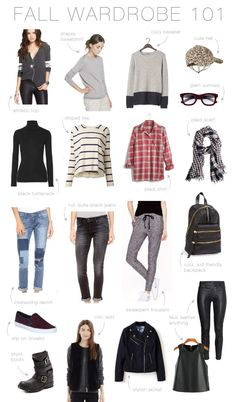 The Mom Edit - Fall Wardrobe