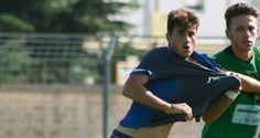 Amoroso si allena e segna con la Primavera della Sampdoria. Incontro fra l'Unione e il club blucerchiato