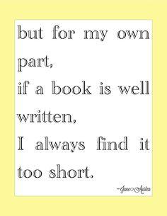 Free Jane Austen Quote Printables!