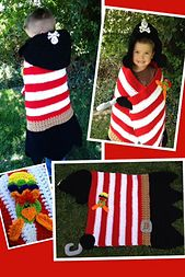 Hooded blankets are very popular right now and will be great Christmas presents. More blankets to come…for girls too.