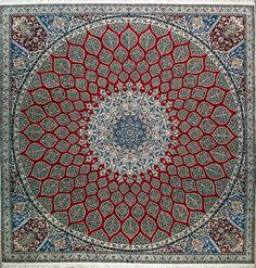 ₪ Tabriz Persian Rug