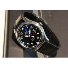 萬國 (IWC) [NEW] Pilot's Watch Mark XVII Mens Watch IW326501 (Retail:HK$35,000) - Spring Break Special at:- HK$25,000.