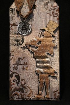 Winton Rose Paper Creations: Tim's 12 Tags of 2014 November/Simon Says Anything Goes