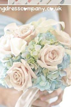Soft pastel flowers