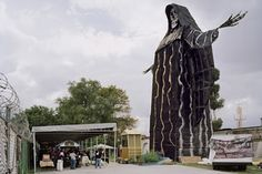 Angus Fraser exposes the truth behind Mexico's feared Santa Muerte death cult.