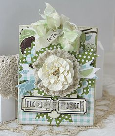 Creative Stamping Ideas: July 2012