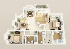 **Caseiana @ Tuscany Hualupai  #2018 $1450/month 4 month lease