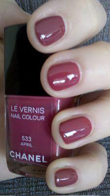 """April"" (533) nail polish by Chanel."