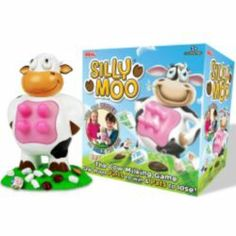 Buy Silly Moo from our Junior Board Games range - Tesco.com