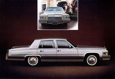 1979 Cadillac Fleetwood Brougham Classic Trucks, Classic Cars, Lowrider, Ford Company, Cadillac Fleetwood, Mens Toys, Ford Galaxie, Car Advertising, Vintage Advertisements