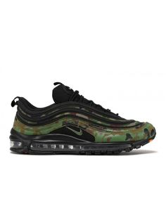 separation shoes e6d3d e58da Nike Air Max 97 Country Camo Japan Pale Olive Safari Light Chocolate Black  Outlet Air Max