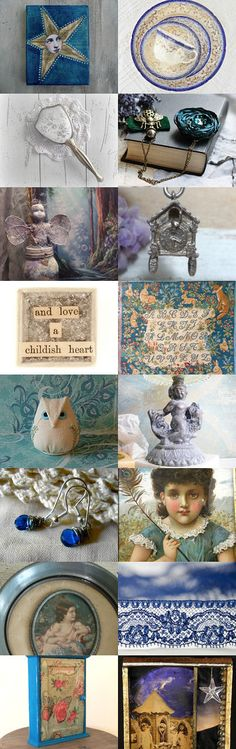 Young At Heart by April Burgess on Etsy--Pinned+with+TreasuryPin.com