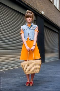 London – Summer Casuals >> Street Style Aesthetic
