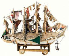 Large Sailboat — Arthur Bispo Do Rosario