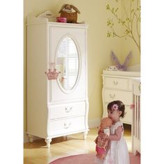 New isabella double dresser isabella collections - Stanley young america bedroom set ...