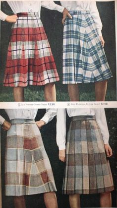 1940s Skirt History: A-Line Classics to Summer Dirndl Skirts