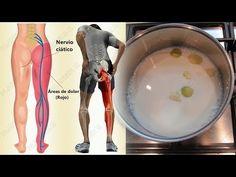 Como desbloquear el nervio ciático: 2 formas faciles de eliminar todo el dolor - YouTube