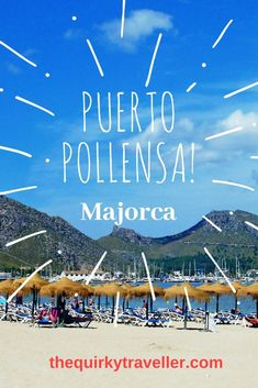 Discover The Delights Of Puerto Pollensa Beach Resort On The Island Of Majorca Spain