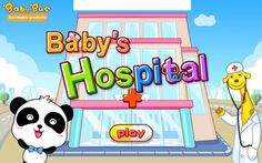 Looking for role-playing game for kids? See the details on Baby's Hospital mobile app on mobiwebreviews.com Review by #baby-bus http://mobiwebreviews.com/product/babybus