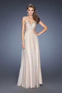 2014 Exceptional Sweetheart A Line Chiffon Prom Dresses Beaded&Ruffled With Sash USD 119.99 VP155ZYMM - VoguePromDresses
