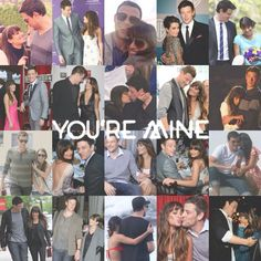 You're Mine - Monchele