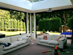We recently completed a Bi-Folding door project over at CS-BiFold ...