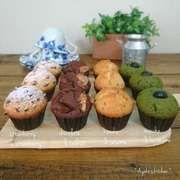 マフィンおばさんの簡単マフィン♪ レシピ・作り方 by *あやこずキッチン* 【クックパッド】 Dessert Cake Recipes, Sweets Recipes, Sweet Desserts, No Bake Desserts, Baking Recipes, Snack Recipes, Snacks, Muffins, Cupcakes