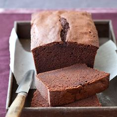 Chocolate Pound Cake - Cook's Country