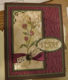 card by Connie