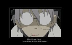 Doctor Stein ~Soul Eater. How can you not love a face like that? Even if he's insane :3 Soul Eater Stein, Soul And Maka, I Love Anime, Me Me Me Anime, Hotarubi No Mori, Black Picture, Vampire Knight, Anime Manga, Anime Nerd