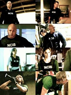 #NCISLA: G, Sam, Kensi, Deeks...(O'Donnell, LL, Ruah, & Olsen) #TheCrew
