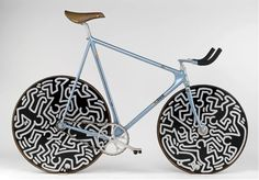 cinelli & keith haring. the art and design of the bicycle. 2012.