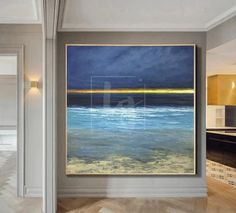 Nature paintings – Trend Gallery Art | Original Abstract Paintings Landscape Paintings, Ocean Painting, Green Paintings, Grey Painting, Abstract Painting, Painting, Abstract, Sunset Painting, Blue Abstract Painting