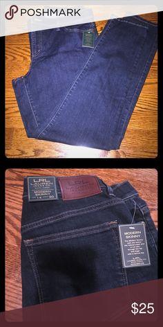 Plus Size LRL Ralph Lauren Modern Skinny Jeans Plus Size LRL Ralph Lauren Modern Skinny Jeans Lauren Ralph Lauren Jeans Skinny