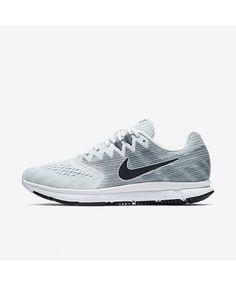 Nike Air Zoom Span 2 Pure Platinum Wolf Grey Cool Grey Black 908990-002 9eb9e3c15