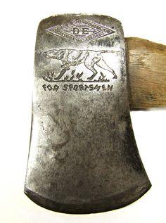 #axe for sportsmen